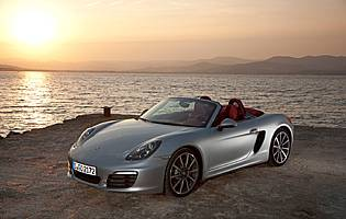 Car Reviews Porsche Boxster S The Aa