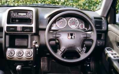 R0231 Honda CR-V