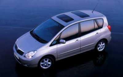 R0241 Toyota Corolla Verso