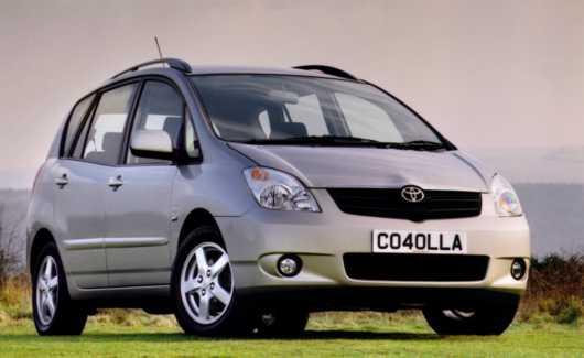 Toyota Corolla Verso-www.theaa.com