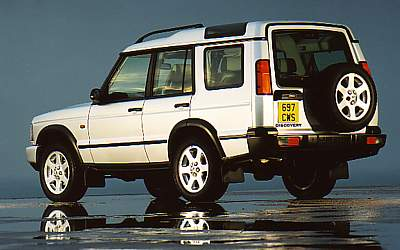 R0308 Land Rover Discovery