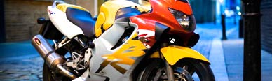 For your chance to win a year's free motorcycle insurance - get a quote