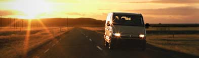 Get a quote for short-term van insurance - link opens a new window