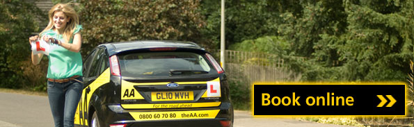 More pupils pass first time with the AA**