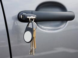 Insurance : Keep an eye on your car keys - The AA
