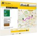 Main AA Route Planner