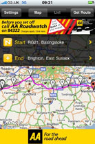 iPhone users can now get routes wherever and whenever they want