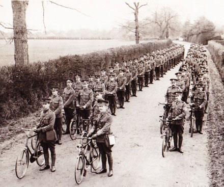 8th (Cyclist) Battalion of the Essex Regiment