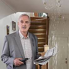 Fawlty Towers star John Cleese