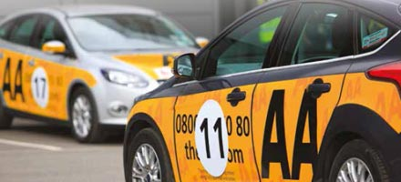 Under 17s driving experience