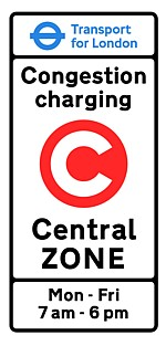 Congestion Charge Phone Number