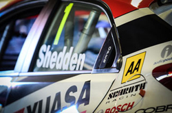 Gordon Shedden, car