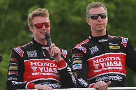 Matt Neal, Gordon Shedden