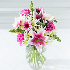 Sweet Harmony bouquet, Debenhams Flowers