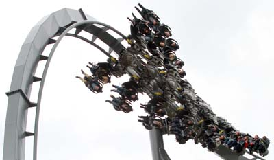 Swarm at Thorpe Park