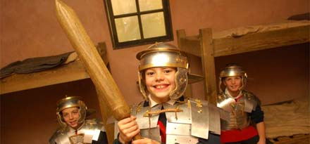 The National Roman Legion Museum, Caerleon