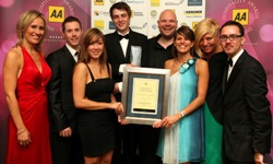 Restaurant of the Year - England