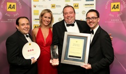 Restaurant of the Year - Wales