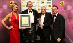Wine of the Year - Scotland