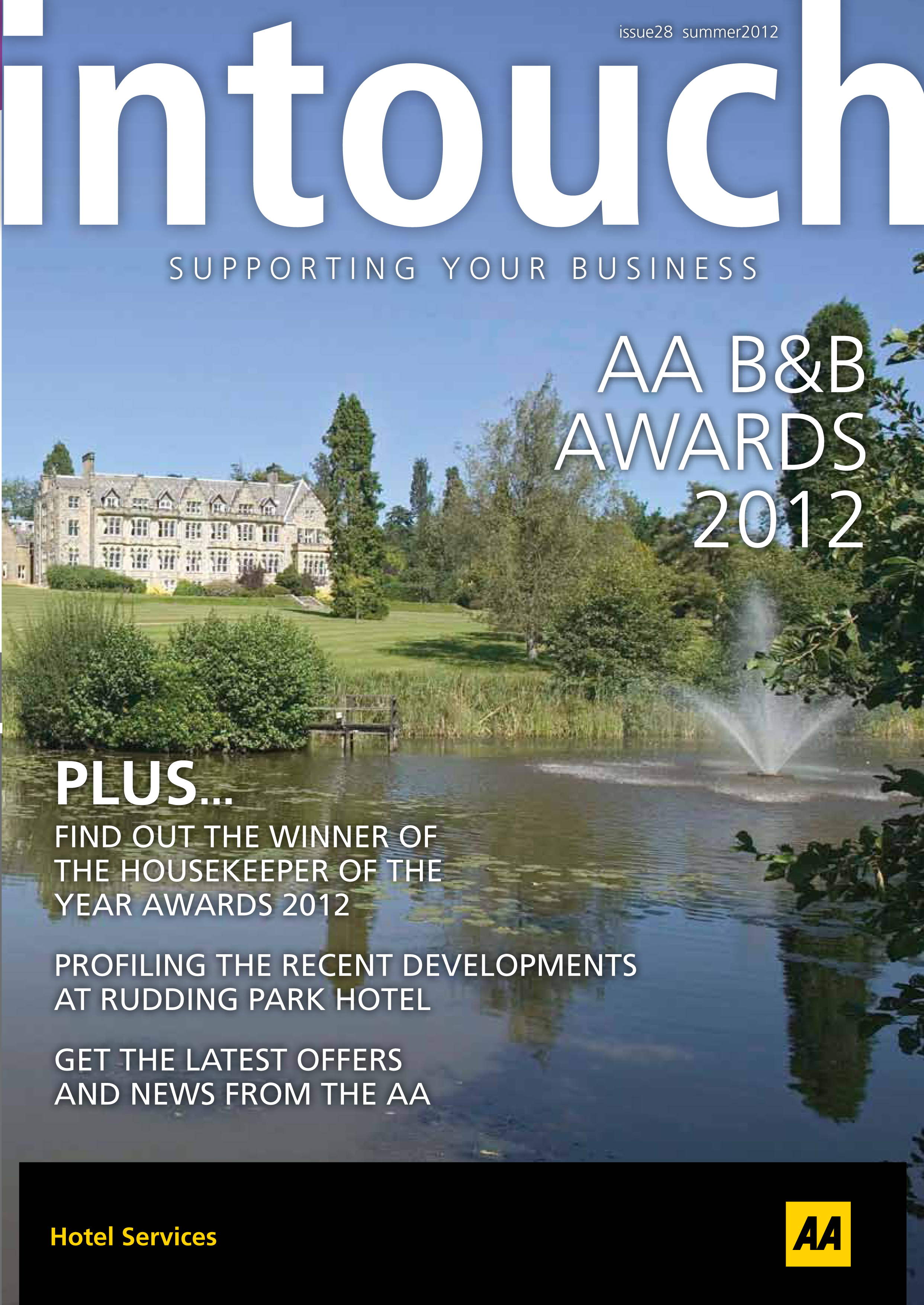 Download intouch magazine summer 2012