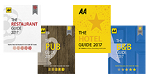 Food, drink and accommodation guides