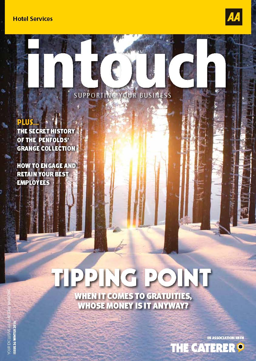 Download intouch magazine winter 2014