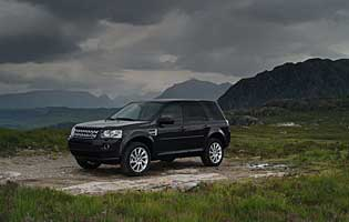 Land Rover Hse >> Car Reviews: Land Rover Freelander 2 HSE Td4 - The AA