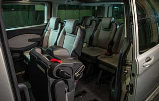 Car Reviews Ford Tourneo Custom 300 Lwb Limited 2 2 Tdci