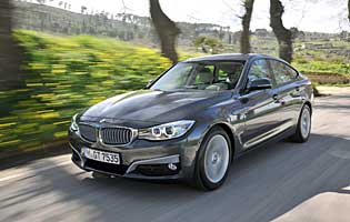 Car reviews | BMW 3 Series GT 320d Modern | AA