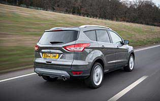 Rise Loans Reviews >> Ford Kuga Titanium 2.0 TDCi 163 | AA