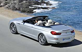 BMW 6 Series 640d M Sport Convertible