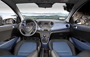 Car Reviews Hyundai I10 Se 1 0 Bluedrive The Aa