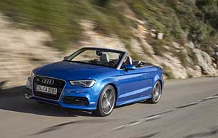car reviews | audi a3 cabriolet 1.6 tdi se | aa