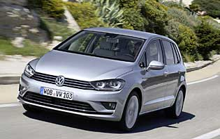 Car Reviews Volkswagen Golf Sv 2 0 Tdi 150ps Gt The Aa