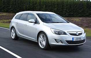 Car Reviews Vauxhall Astra Sports Tourer Sri 1 6 Cdti 16v