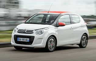 5 Door Car >> Car Reviews Citroen C1 Flair Vti 68 Manual 5 Door Aa