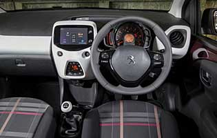 car reviews: peugeot 108 top! active 1.0 stop and start 3dr - the aa
