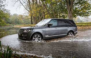 Car Reviews Land Rover Range Rover Svautobiography The Aa