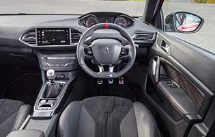 car reviews: peugeot 308 gti 270 - the aa