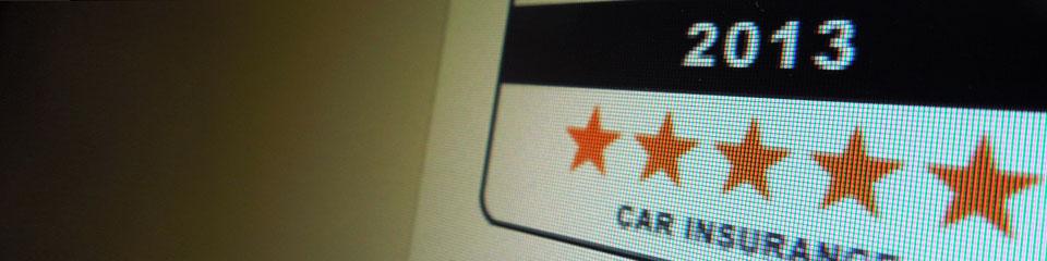 Defaqto Star Ratings Home Insurance
