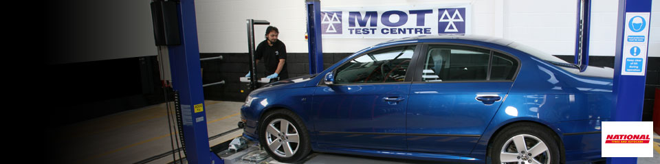 Book your MOT test
