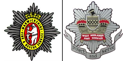 fire and rescue logos