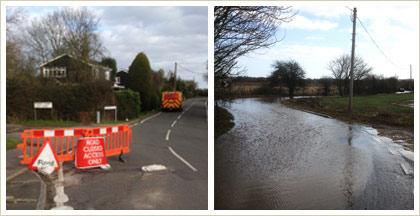 Photos of Watery Lane