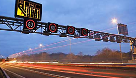 SMART motorway safety
