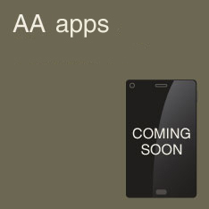 AA apps - coming soon