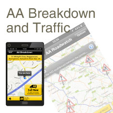 AA Breakdown and Traffic