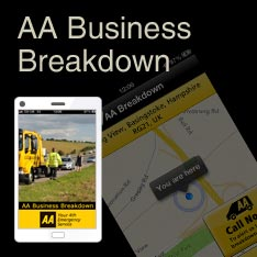 AA Business Breakdown app