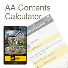 AA Contents Calculator