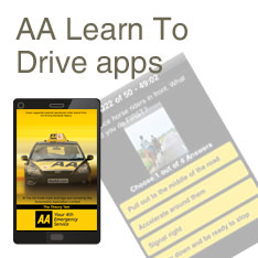 AA Learn To Drive apps