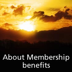 About membership benefits